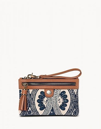 Ashley River Tassel Wristlet