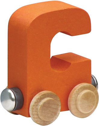Name Trains Bright Letter C