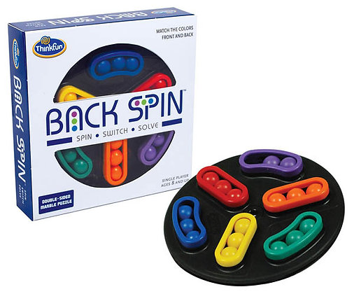 Back Spin Game
