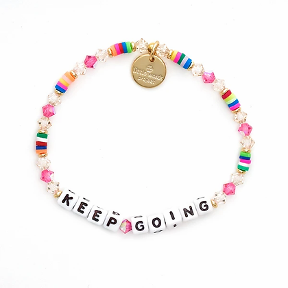 Keep Going Bracelet -- Boujee