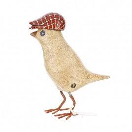 Percy Garden Bird