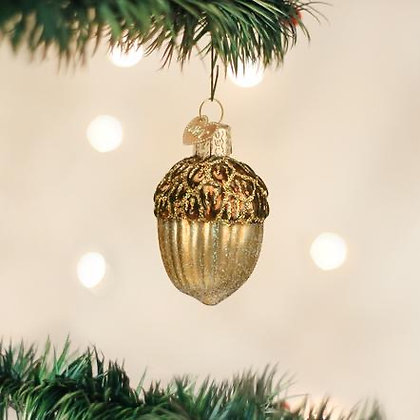 Acorn Ornament from Old World Christmas