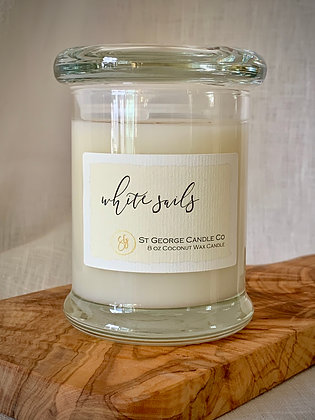 White Sails Coconut Wax Candle