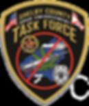 Shelby County Drug Enforcement Task Force Logo