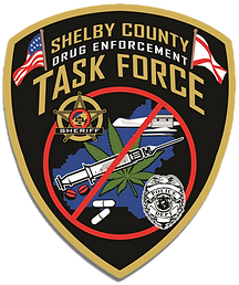 Shelby County Drug Enforcement Task Force Logo