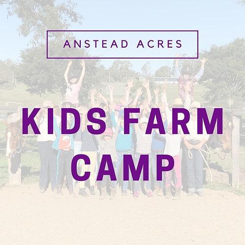 Kids Farm Camp