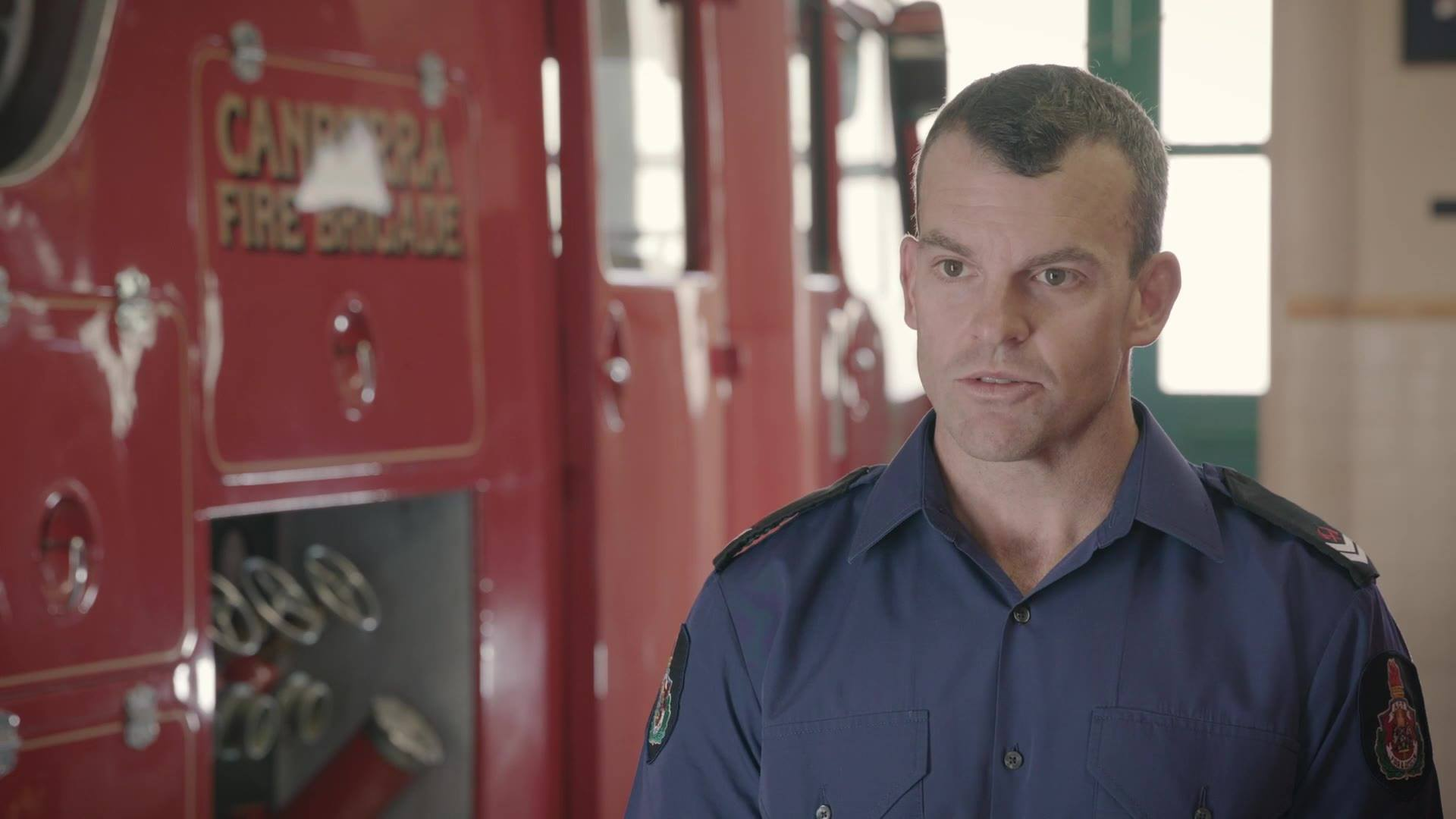 ACT Fire & Rescue, become a Firefighter - Dan Kite