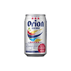 Orion Japanese Pilsner (can)