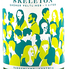Skeleton Gruner Veltliner (750ml)