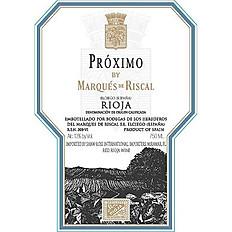 Marquis de Riscal Proximo Rioja