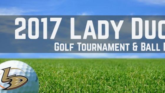 2017 Lady Ducks Golf Tournament