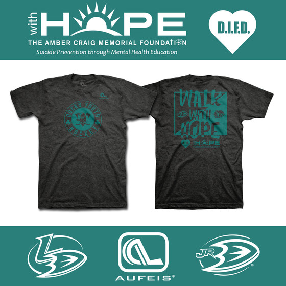 2019 Walk with Hope T-Shirt
