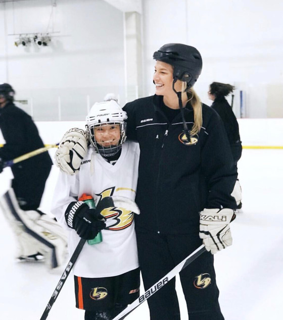 2018-19 Anaheim Lady Ducks Tier II Coaches and Tryouts