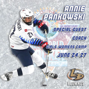 Lady Ducks Girls Camp at The Rinks