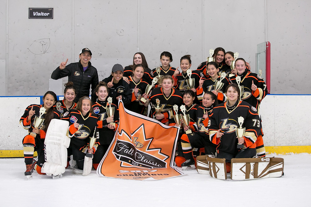 14AAA LD - Champions of 16AA/14AA Divison. Photo by Heartprint Images