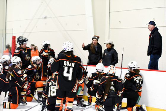 2018-19 Anaheim Lady Ducks Tier 1 Coaches and Tryouts