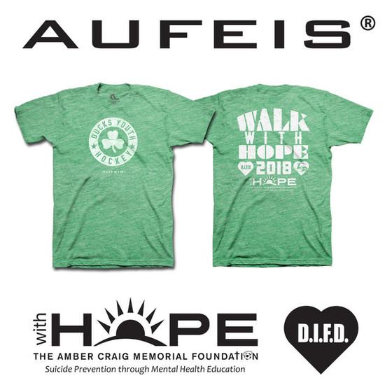 Ducks Youth Hockey & Walk With Hope 2018
