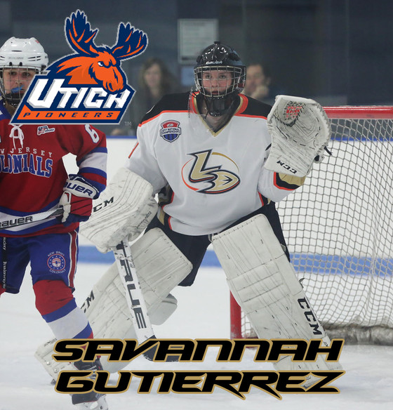 Savannah Gutierrez (19AAA) Commits to Utica College