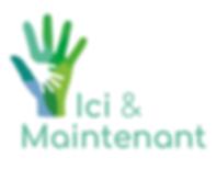 """Logo de """"Ici et Maintenant, Centre de thérapie"""""""