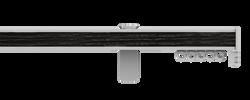 Карниз 5070 hameleon - Глянцевый серый