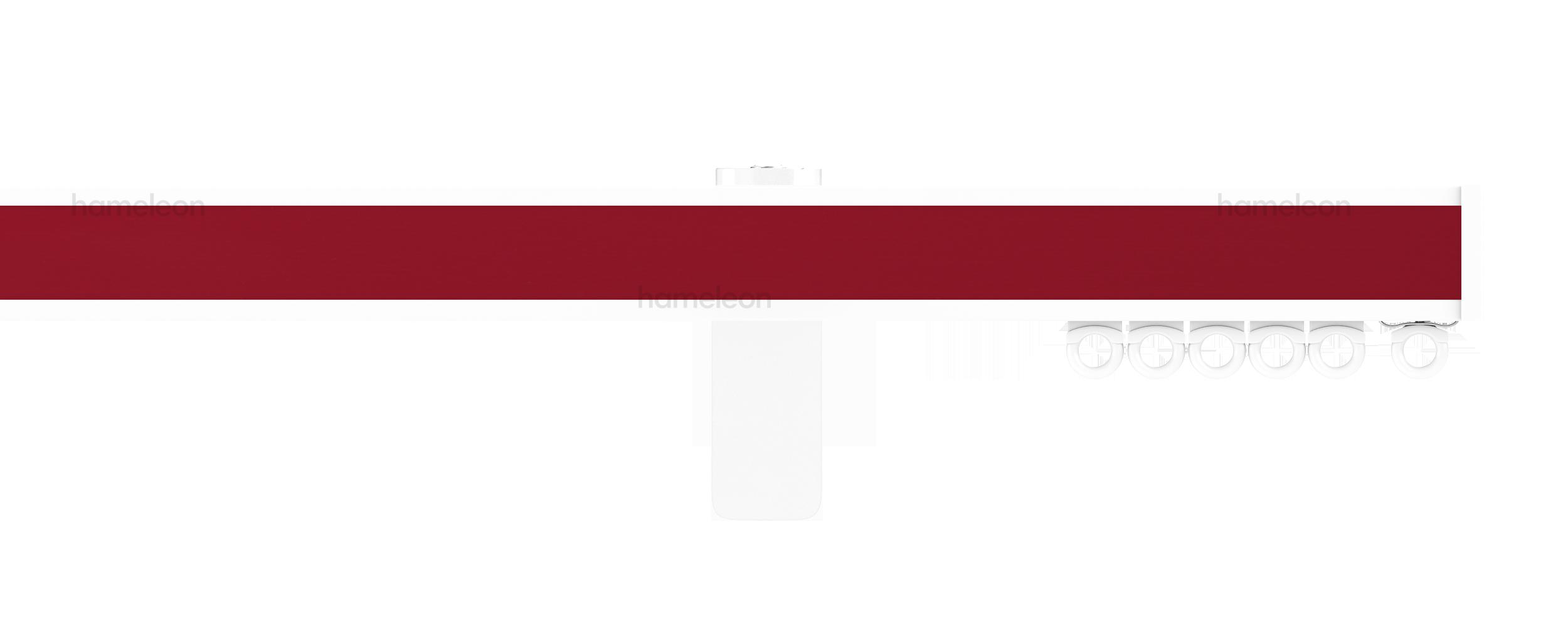 Карниз 1070 hameleon - Глянцевый белый