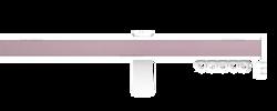 Карниз 5070 hameleon - Глянцевый белый