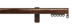 Карниз 5070 hameleon - Глянцевый коричневый