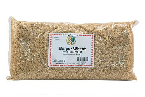 Al Amin Bulgur Wheat Medium No 2