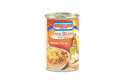 Americana Peeled Fava Beans Lebanese Recipe