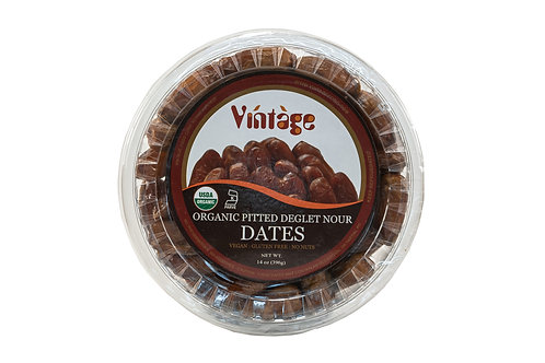 Vintage Organic Pitted Dates