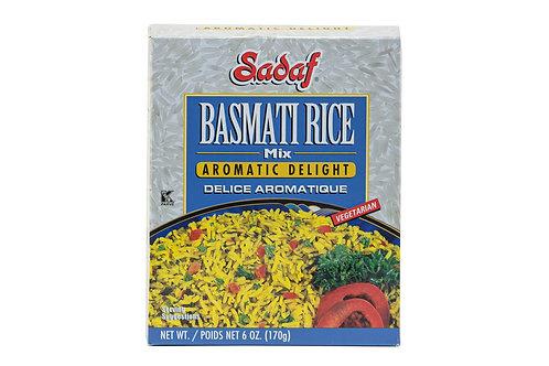 Sadaf Basmati Rice Aromatic Delight
