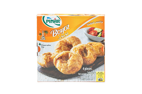 Pinar Boyoz Turkish Pastry
