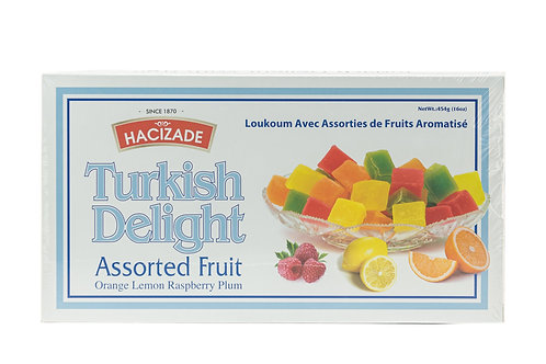 HacizadeTurkish Delight Assorted Fruit