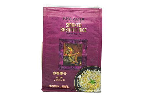 Khazana Smoked Basmati Rice