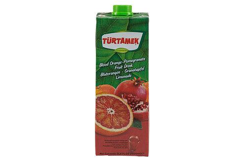 Tamek Blood Orange Pomegranate Fruit Drink