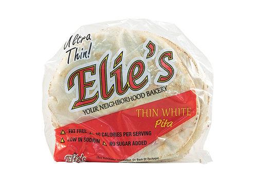 Elie's Thin White Pita