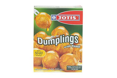 Jotis Dumplings w/Yeast