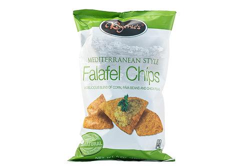 Regenie's Mediterranean Style Falafel Chips