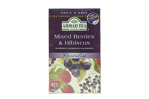 Ahmad Tea Mixed Berries & Hibiscus