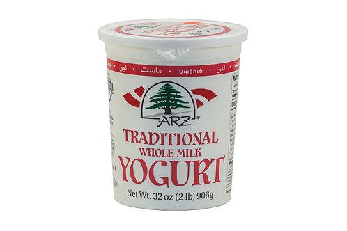 Arz Traditional Whole Milk Yogurt