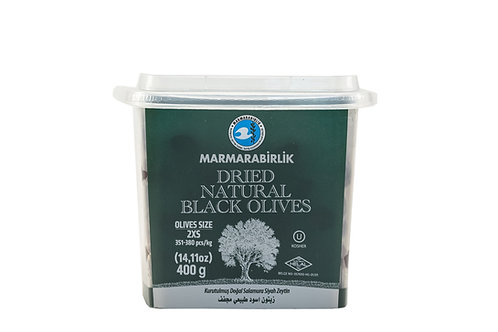 Marmarabirlik Dried Natural Black Olives