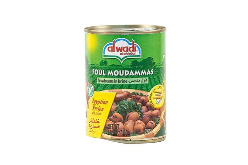 Alwadi Fava Beans Egyptian Recipe
