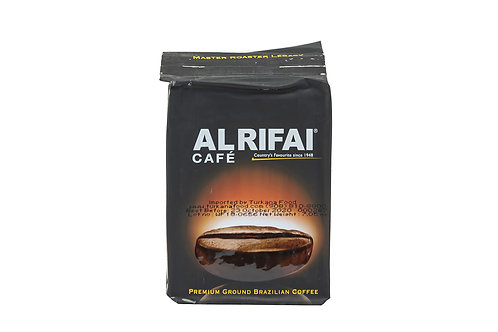 Alrifai Café Premium Ground Brazilian Coffee 100% Arabica
