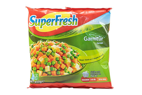 SuperFresh Garnitur