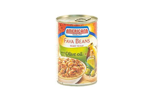 Americana Peeled Fava Beans w/Olive Oil