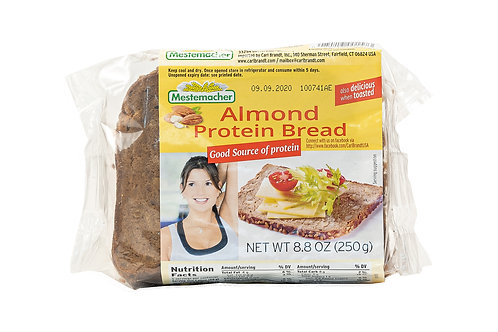 Mestemacher Almond Protein Bread
