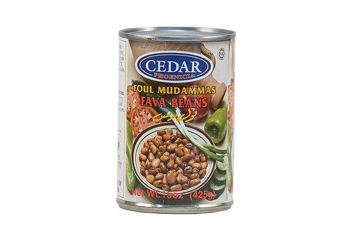 Cedar Fava Beans