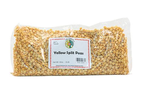 Al Amin Yellow Split Peas