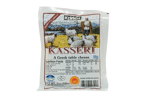 Krinos Kasseri Greek Table Cheese