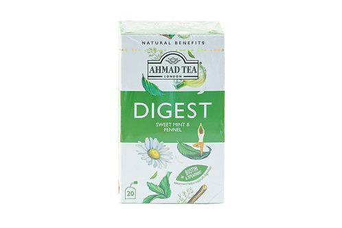 Ahmad Tea Digest - Sweet Mint & Fennel